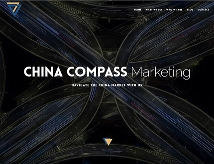 Marketing Company based in China